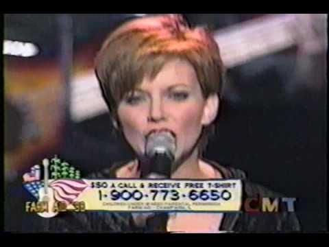 Martina McBride - 01 Happy Girl - Farm Aid 1998