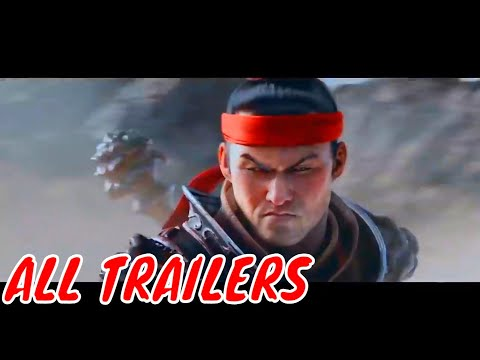 All Total War Three Kingdoms Trailers. Main Game and all DLCs  