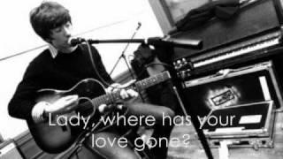 No Buses (Acoustic) (Lyrics) - Arctic Monkeys
