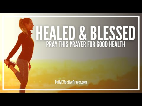 how to pray and ask god for healing