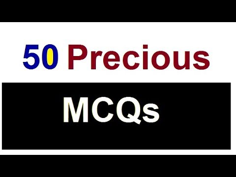 50 Repeated MCQs | Past Papers FPSC BPSC KPSC SPSC PPSC