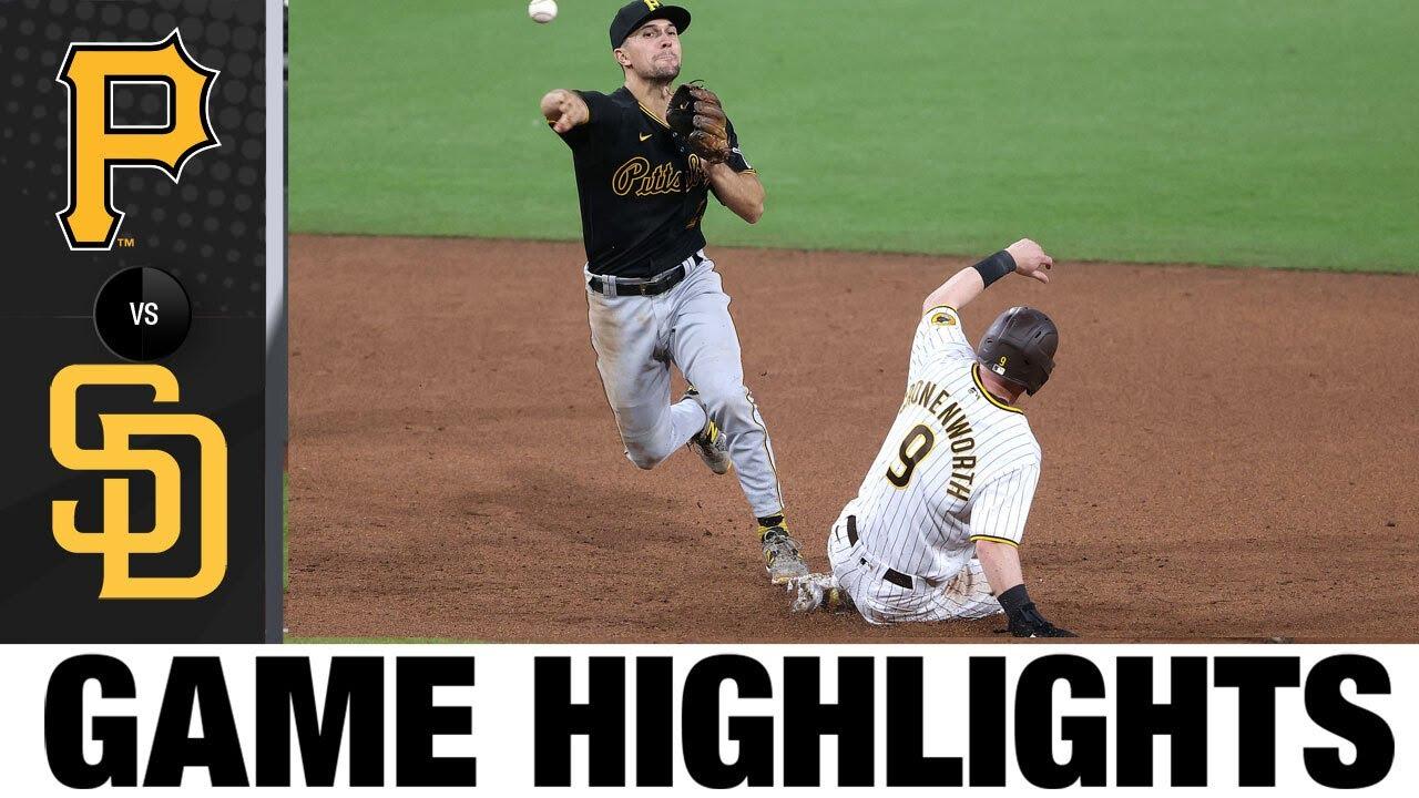 Download Pirates vs. Padres Game Highlights (5/05/21) | MLB Highlights