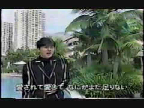 Hideki Saijo Dakishimete Jitterbug (Careless Whispers cover)