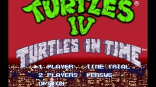 """Shell-Shock"" - A Turtles in Time Music Compilation"