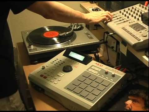 Hip Hop Beat 16 Once In My Life Akai MPC 2000XL Edition