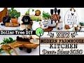 Gambar cover 5 DOLLAR TREE DIY's | FARMHOUSE KITCHEN DECOR | DIY HOME DECOR IDEAS 2020