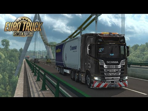 NUOVO SCANIA S HIGH ROOF e EVENTO STAR YOUR ENGINES #32 - EURO TRUCK SIMULATOR 2 - GAMEPLAY ITA