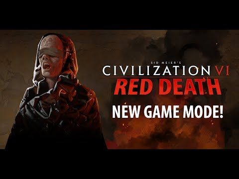 Civilization VI: Red Death is a free new turn-based Battle Royale mode