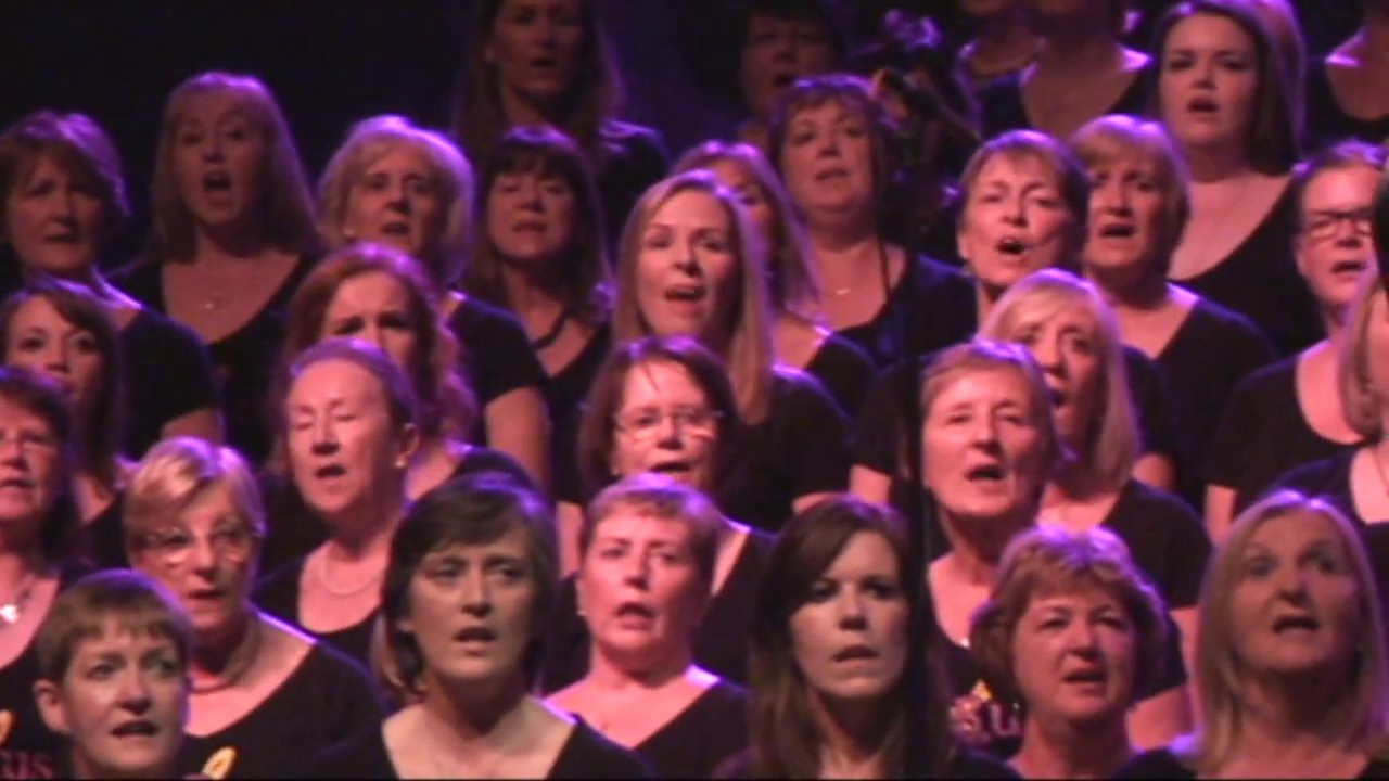 Download Corus Choir at the Helix 2017 - 'Dont Stop....'