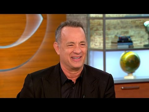 "Tom Hanks on ""A Hologram for the King,"" ""hilarious"" 2016 race"
