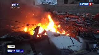 Российский летчик геройски погиб в Сирии