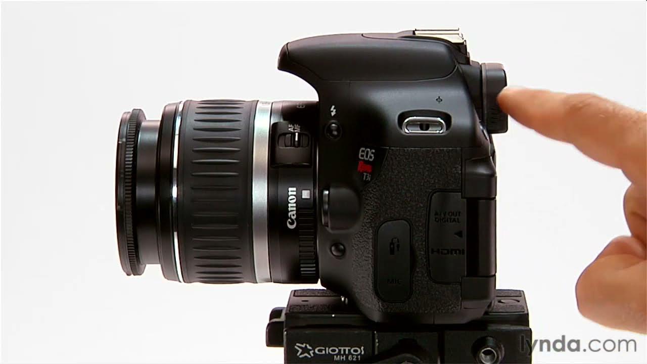 Understanding the single lens reflex (SLR) camera