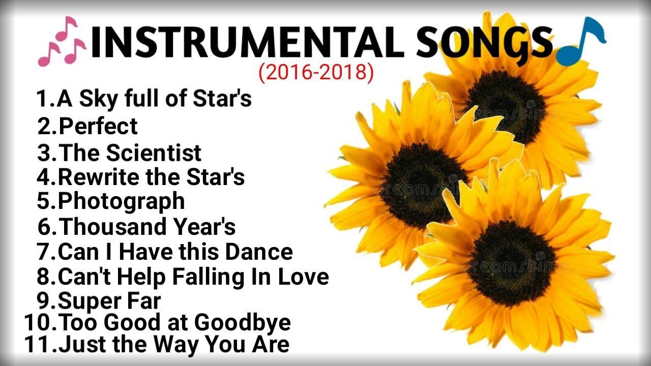 Instrumental Songs For Debut (2016-2018)