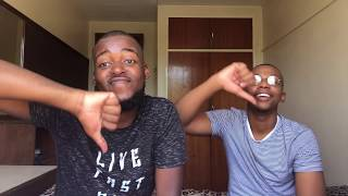#NeverHaveIEver challenge with Blakes (18+) | South African YouTuber