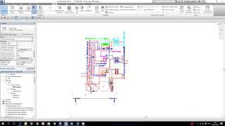 REVIT MEP УРОК по моделированию вентиляции
