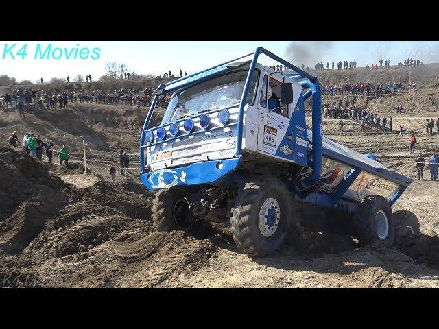 6x6 Truck Trial   Truck Show   Milovice 2018   participant no. 466