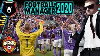 Football Manager 2020. Make ЦСКА Great Again (стрим) #6