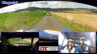 Ringmini - Rallye Oberehe 2016 - WP1 Mp3