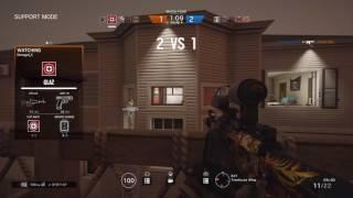 Amazing 0fps Gameplay | Rainbow Six Siege Bug