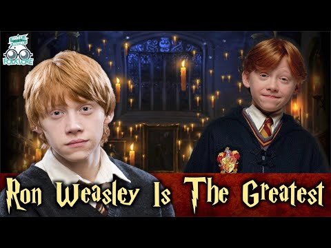 Why Ron Weasley Is The Greatest Harry Potter Character