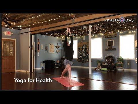 Welcome to Prana Das Yoga