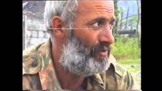 Война в Абхазии 1992-1993 гг.( Лазба Алик)