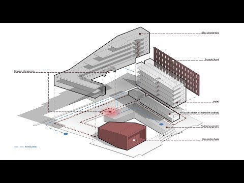 Exploded Architectural Diagram Tutorial