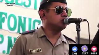 ABRAZAME  MUY FUERTE - POLICIA NACIONAL DEL PERU