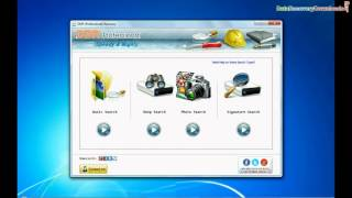 Use DDR Data Recovery Software to recover lost photos from pen drive