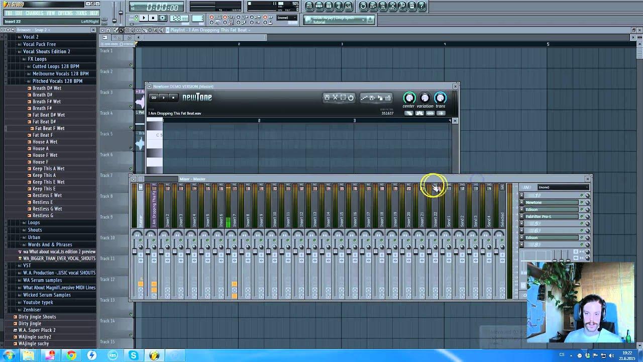 how to edm kshmr pitched vocal effect fl studio tutorial flp w a production youtube. Black Bedroom Furniture Sets. Home Design Ideas