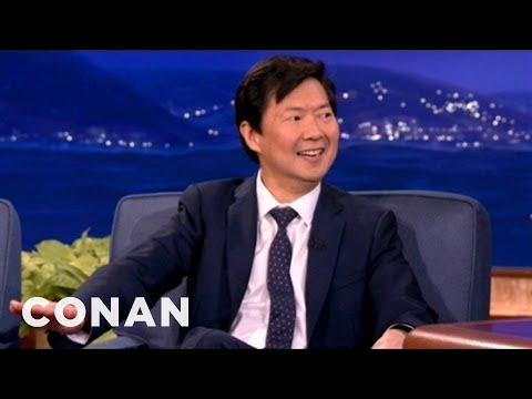 """Ken Jeong Gets Another """"Toodaloo, Muthaf*****"""" Heckling"""