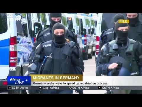 Germany to speed up repatriation of undocumented Nigerians