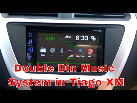 TATA Tiago XM With Pioneer Double Din Music System