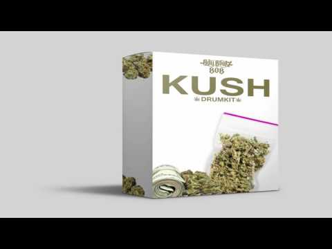 Kush Drum Kit ● Free Download ●