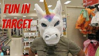 Shopping At Target & Checking On The House Vlog   PaulAndShannonsLife