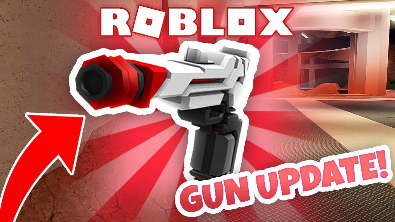 Roblox Jailbreak Trello New Gun Update Roblox Jailbreak Youtube