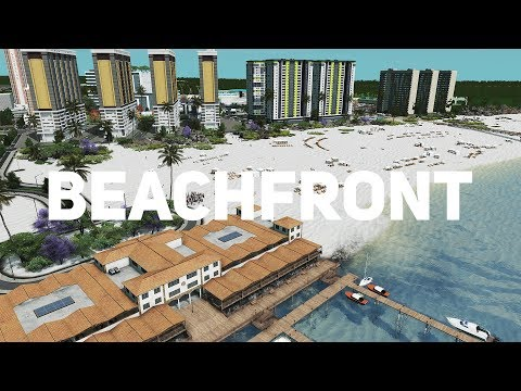 City Design - Beachfront