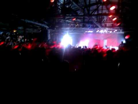 Strange Music Concert Video from My Phone