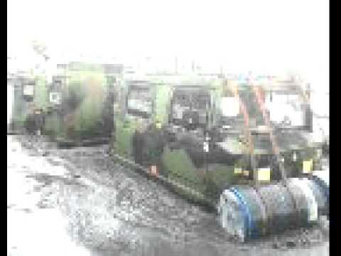 Bv206 Ex-Military Viking Amphibious Vehicle