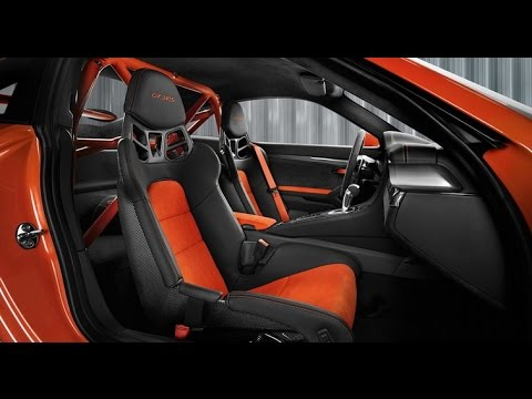 2016 Porsche Cayman GT4 Interior , YouTube