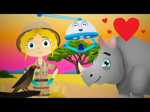 Best Of Friends Song | Children's Songs | Toddler Fun Learning | Dr Poppy On Safari | Animal Videos