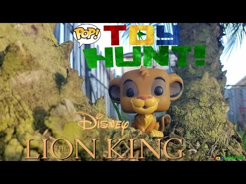 Toy Hunting for Disney Funko Pops!