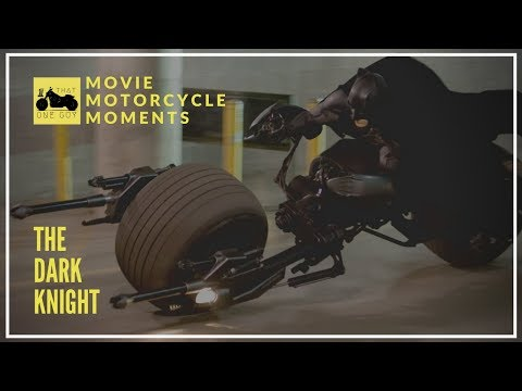 T.O.G. Movie Motorcycle Moments #2   The Dark Knight (Rises)