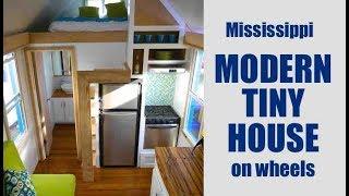 Mississippi's New Modern Tiny House Builder!