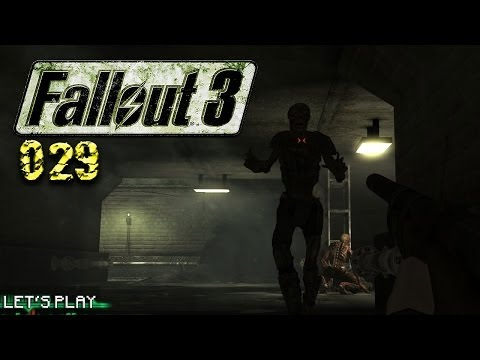 FALLOUT 3 #029: Die Farragut West Station [FACECAM] «» Let