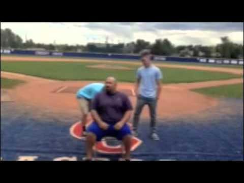 Coach Weisberg Ice Bucket Challenge
