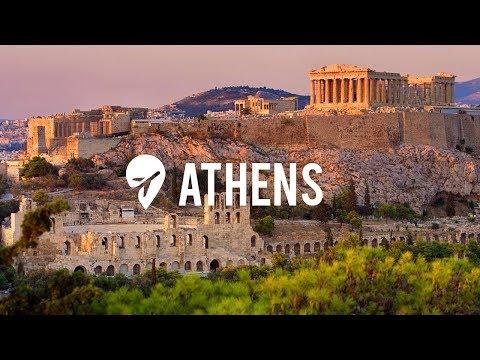 Athens, Greece Travels |  Desai Destinations  |  DJI Mavic Drone + GoPro | 4K