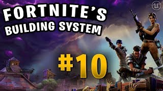 [Eng] Let's Create Fortnite's Building System: Placing Buildings #10