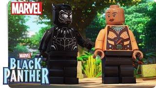 Marvel Super Heroes Black Panther: Ärger in Wakanda [Ep. 3 - Dschungel der Fallen]