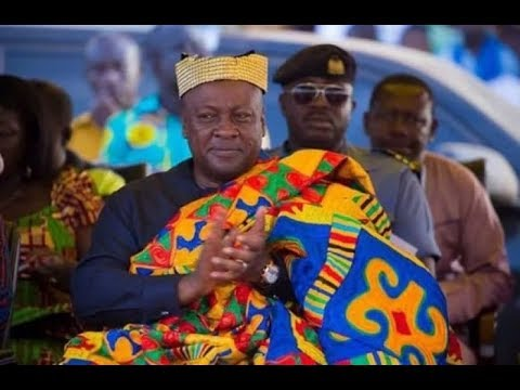 Mahama sweeps 95% votes to become NDC flagbearer for 2020 elections